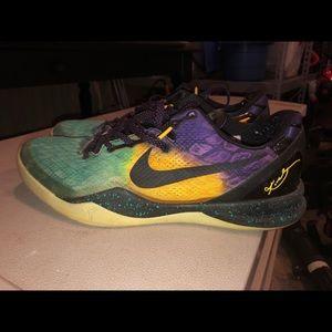 "Nike Kobe 8 ""Easter"" Systems"